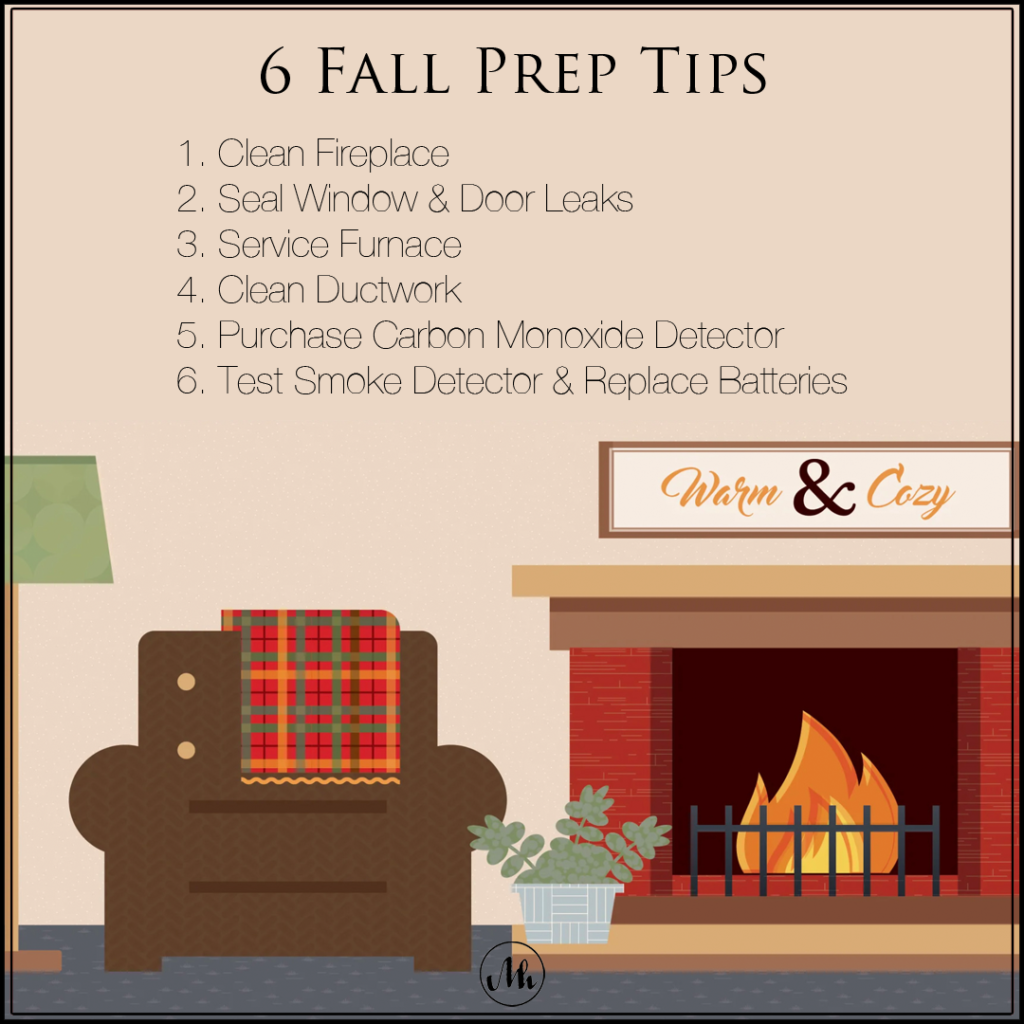 Fall Home Prep Tips